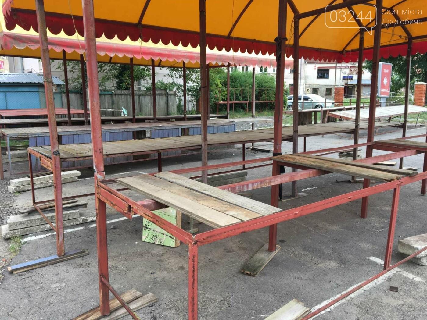 Ні - стихійній торгівлі! У Дрогобичі облаштують новий ринок, куди хочуть перенести торгівлю з під «Прометею», фото-5