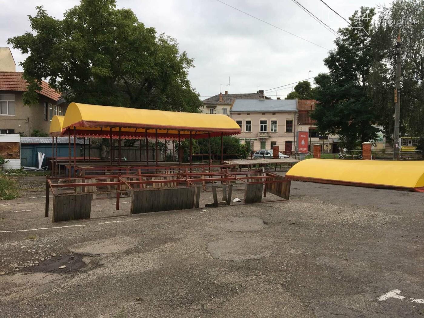 Ні - стихійній торгівлі! У Дрогобичі облаштують новий ринок, куди хочуть перенести торгівлю з під «Прометею», фото-2