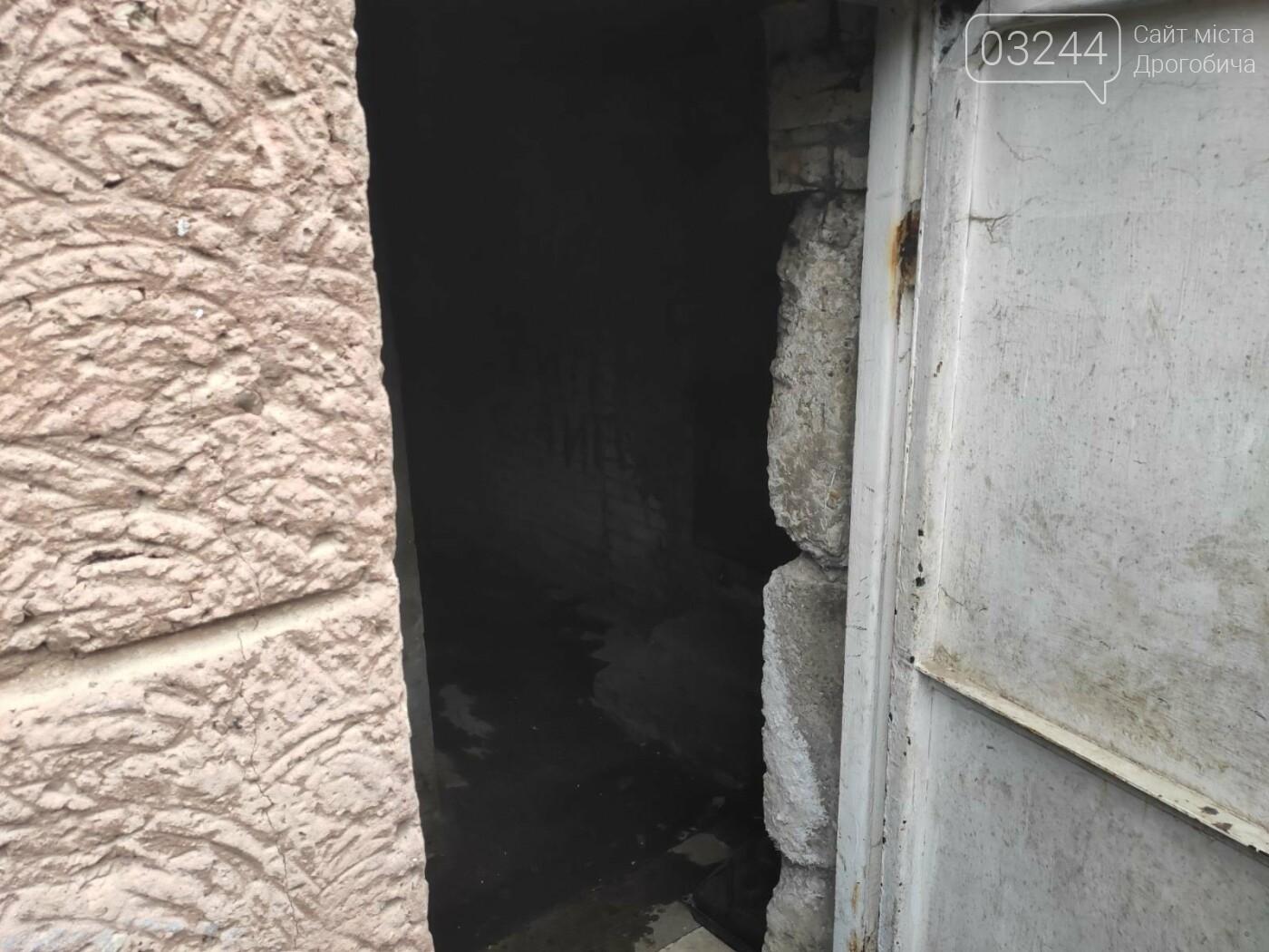 У багатоповерховому будинку на вулиці Стрийській пів дня не було  електроенергії через пожежу у підвалі, - ФОТО, фото-5