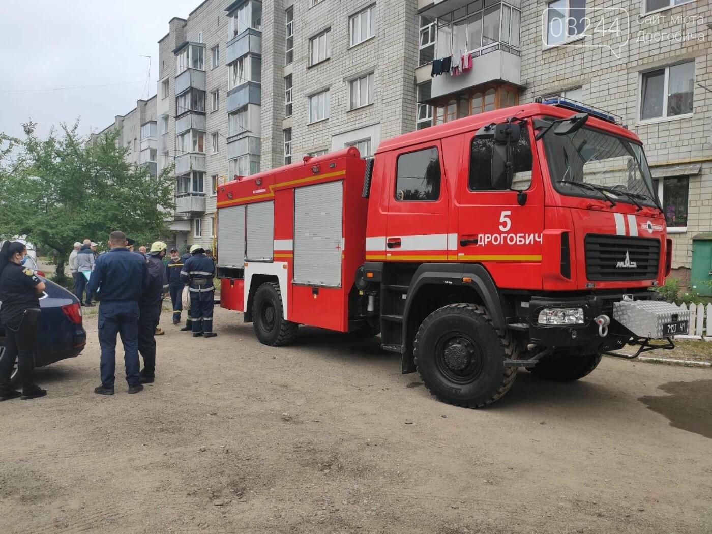 У багатоповерховому будинку на вулиці Стрийській пів дня не було  електроенергії через пожежу у підвалі, - ФОТО, фото-2