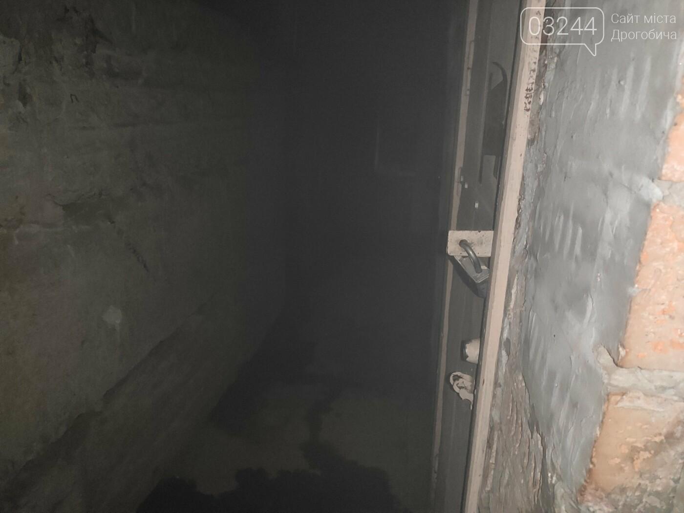 У багатоповерховому будинку на вулиці Стрийській пів дня не було  електроенергії через пожежу у підвалі, - ФОТО, фото-6