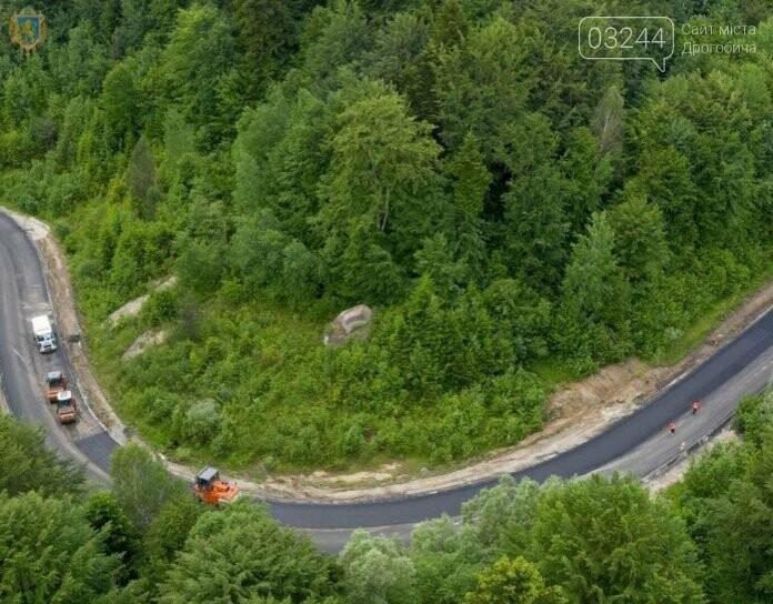 Автомобільна дорога до Східниці на завершальній стадії ремонту, фото-1