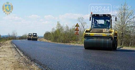 Автомобільна дорога до Східниці на завершальній стадії ремонту, фото-2