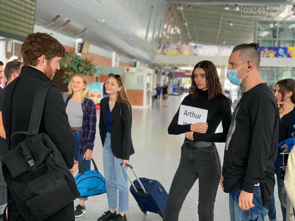 """Фото із ФБ-сторінки Міжнародний аеропорт """"Львів"""""""