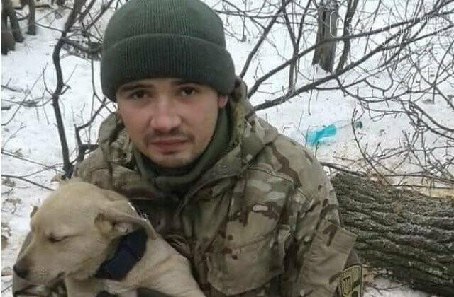 У Бориславі помер боєць ООС Віталій Клипута, фото-1