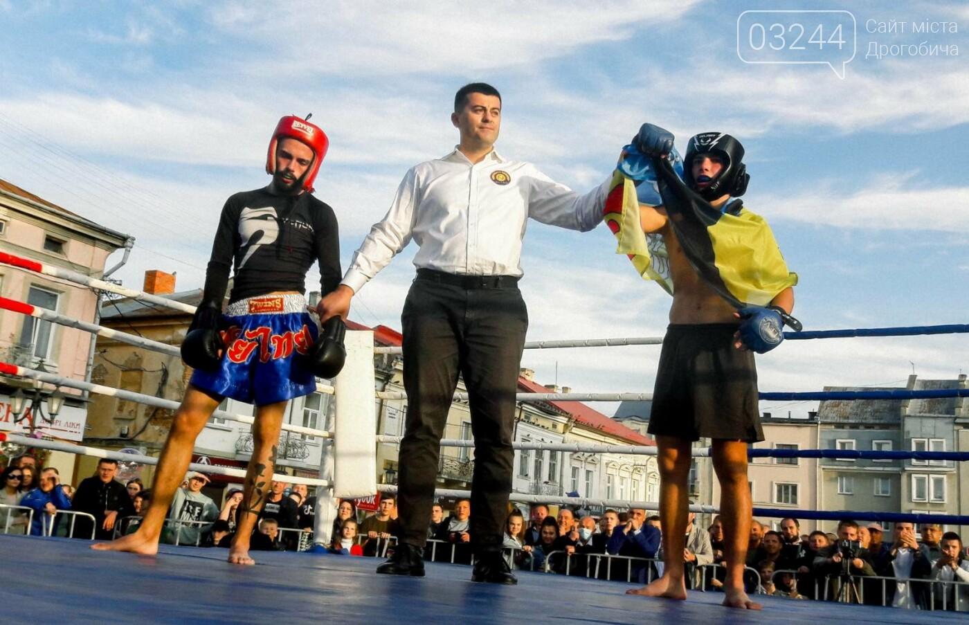 У Дрогобичі відбувся видовищний турнір зі змішаних єдиноборств, фото-4