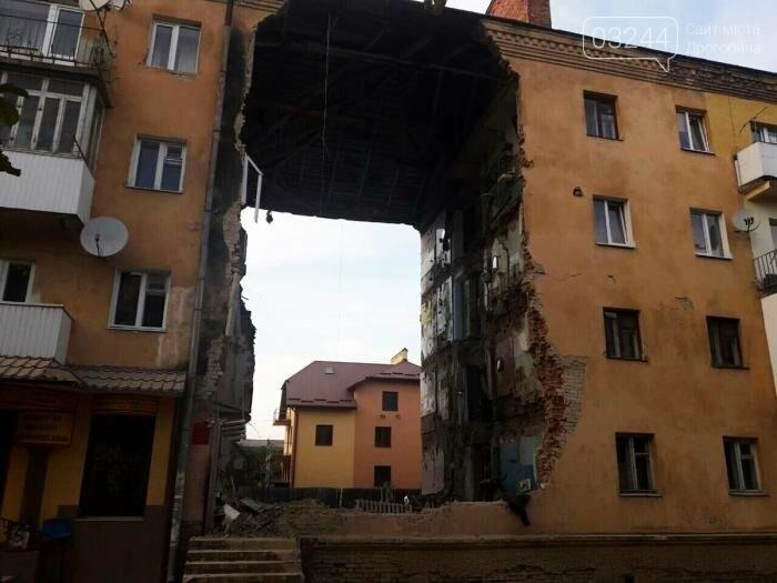 Мешканцям обваленого будинку на Грушевського №101\1 усім виплатили компенсації за втрачене житло  , фото-1