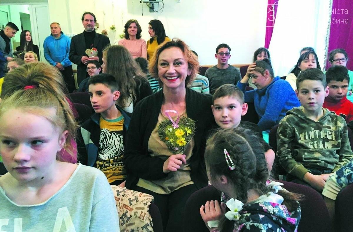 У Дрогобич та Трускавець завітає відома українська акторка Римма Зюбіна, фото-6