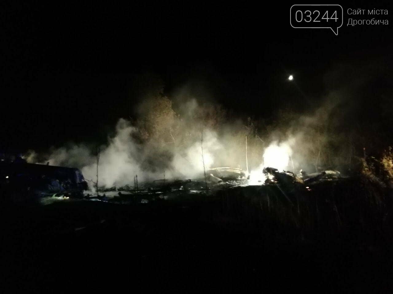 Авіатрагедія – на Харківщині розбився військовий літак із курсантами, 22 загиблих, фото-1