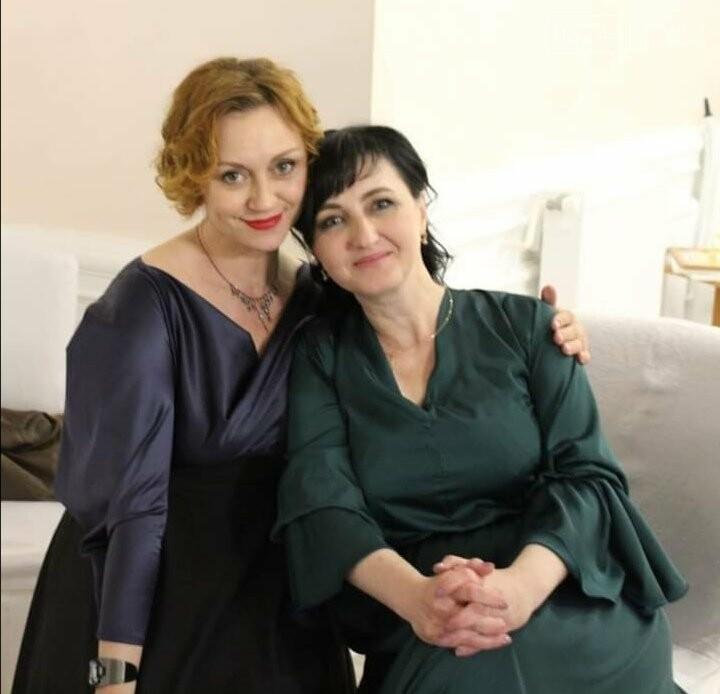 У Трускавці та Дрогобичі відбулися творчі вечори за участю української акторки Римми Зюбіної, фото-2