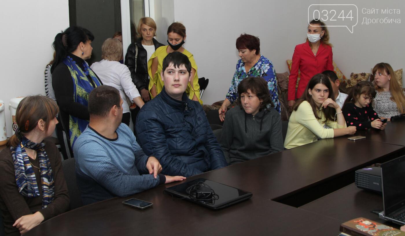 У Трускавці та Дрогобичі відбулися творчі вечори за участю української акторки Римми Зюбіної, фото-9