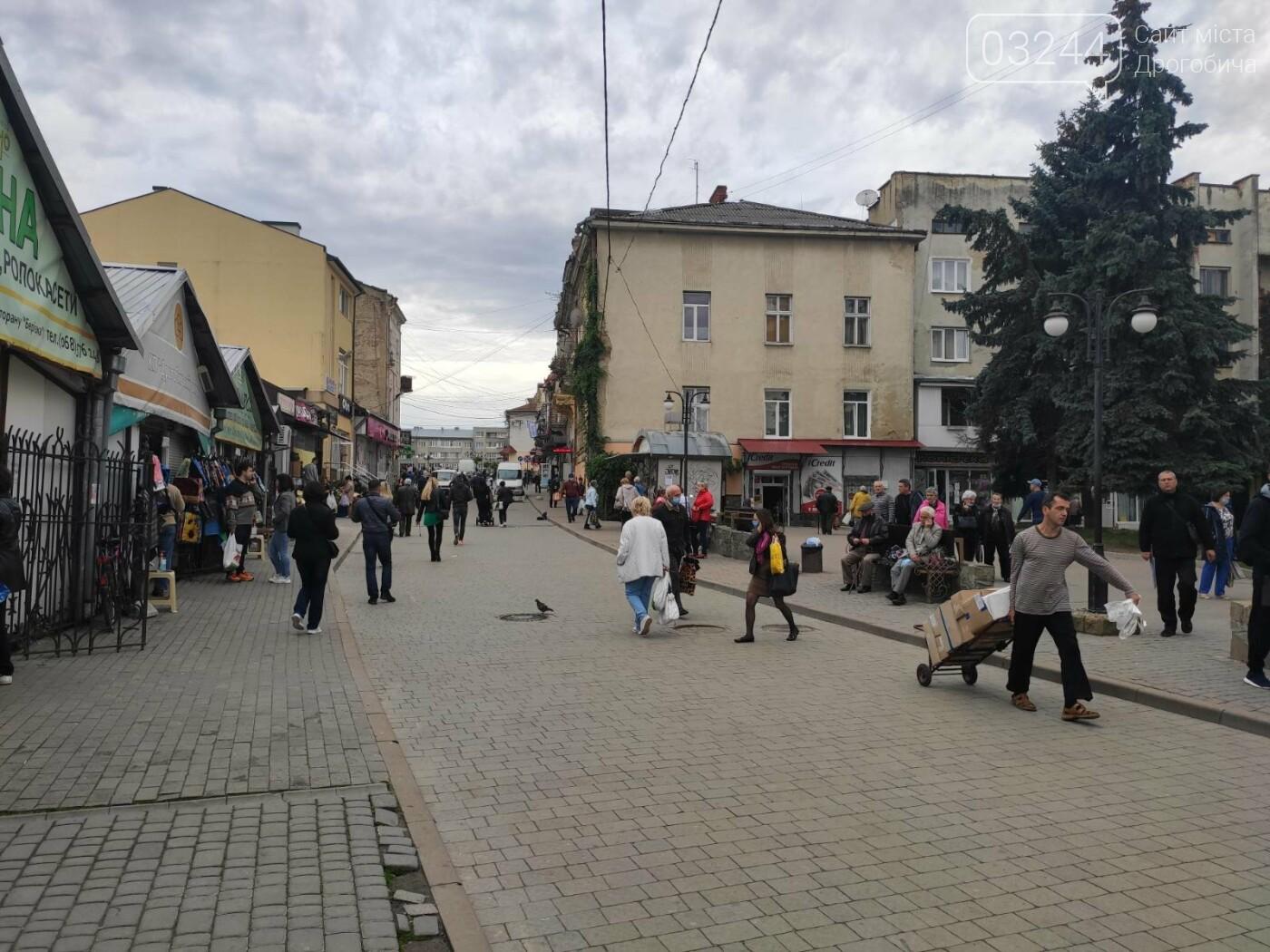 У Дрогобичі зрушення - стихійні торговці із Ковальської перейшли на новооблаштований ринок, - ФОТОРЕПОРТАЖ, фото-8