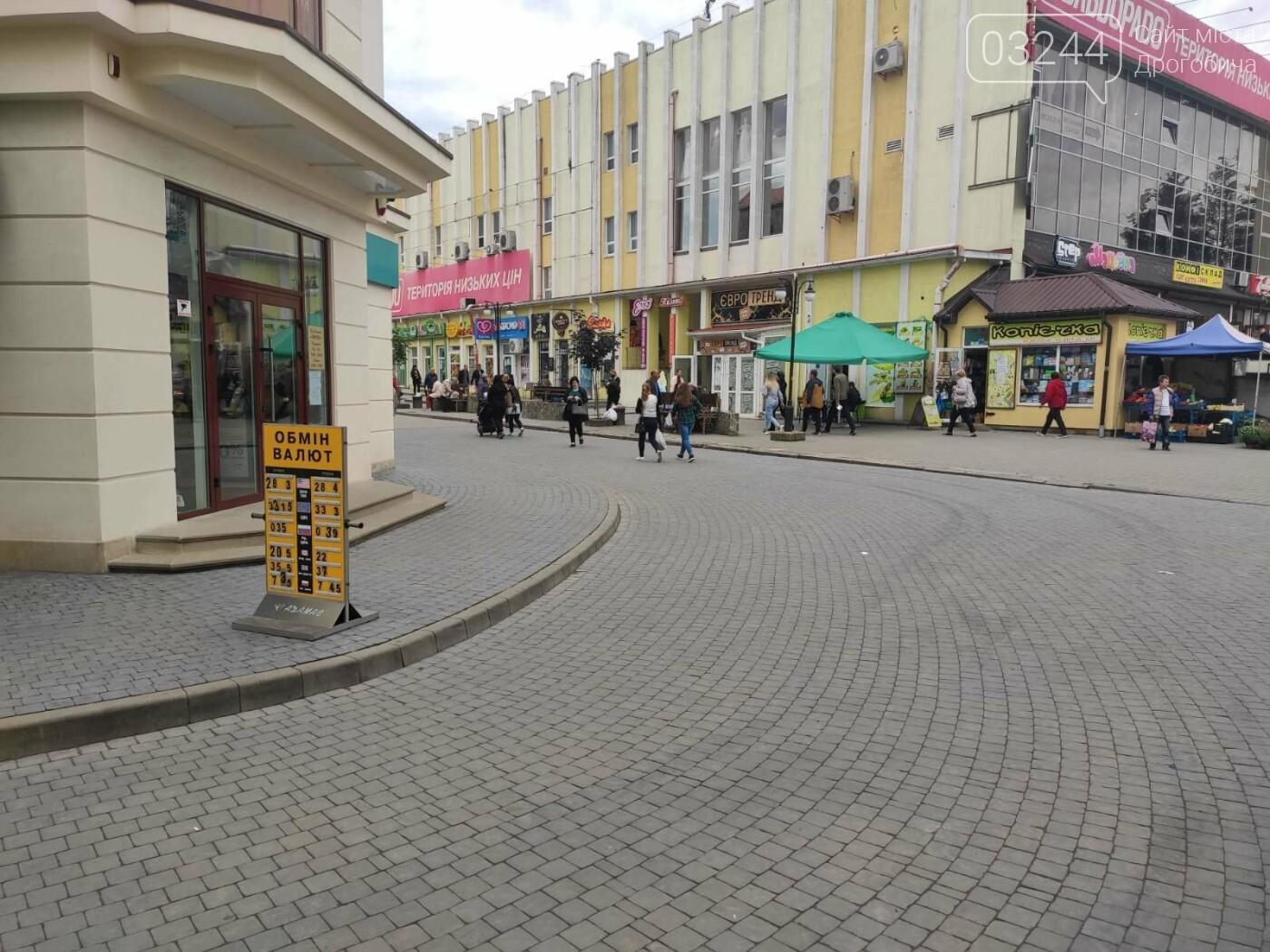 У Дрогобичі зрушення - стихійні торговці із Ковальської перейшли на новооблаштований ринок, - ФОТОРЕПОРТАЖ, фото-14
