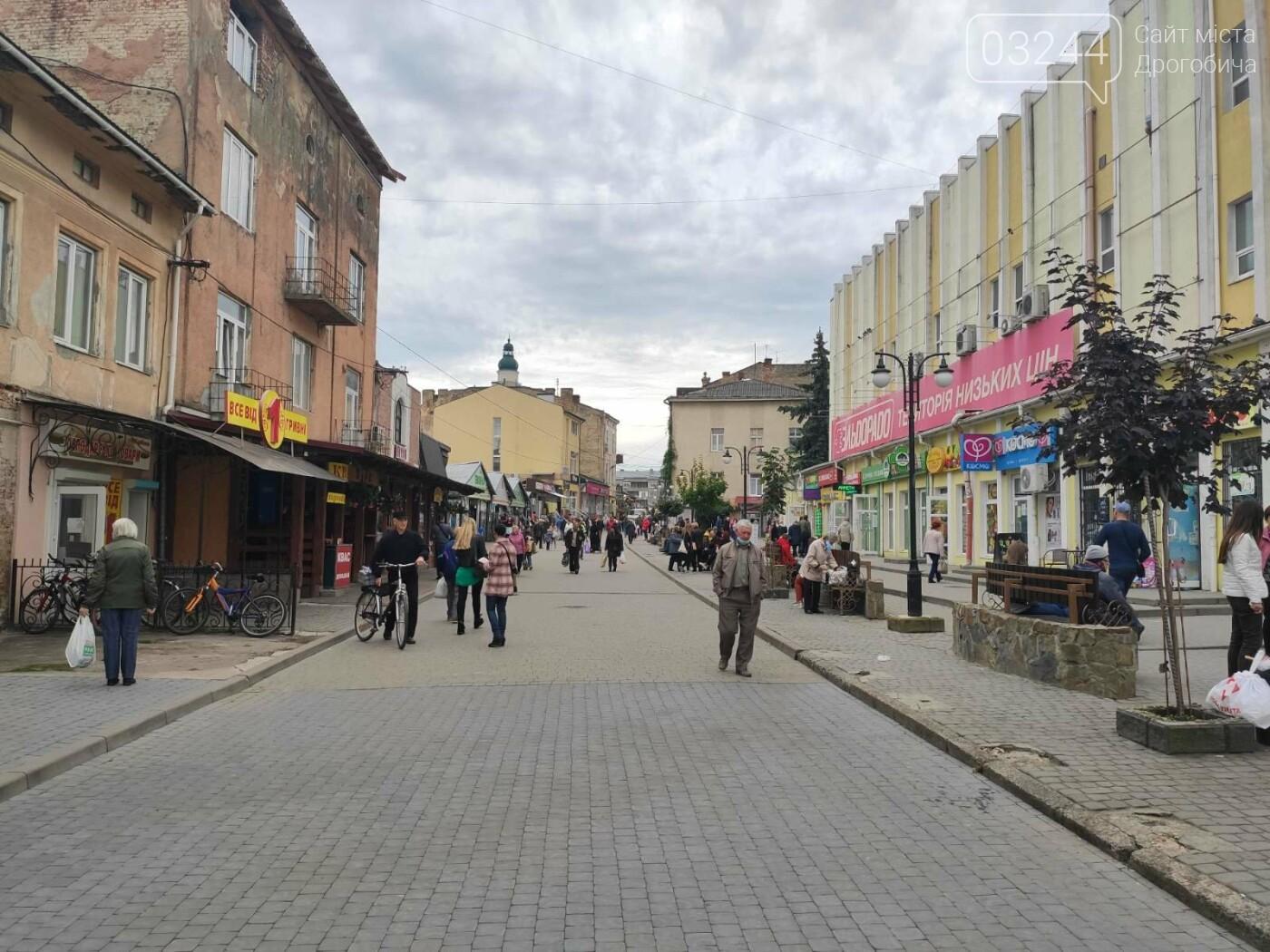 У Дрогобичі зрушення - стихійні торговці із Ковальської перейшли на новооблаштований ринок, - ФОТОРЕПОРТАЖ, фото-9