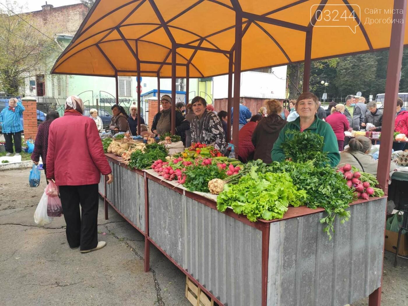 У Дрогобичі зрушення - стихійні торговці із Ковальської перейшли на новооблаштований ринок, - ФОТОРЕПОРТАЖ, фото-4