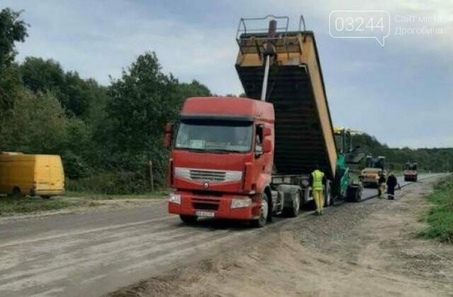 """4 кілометри автошляху """"Яворів-Грушів"""" уже капітально відремонтовано, фото-1"""