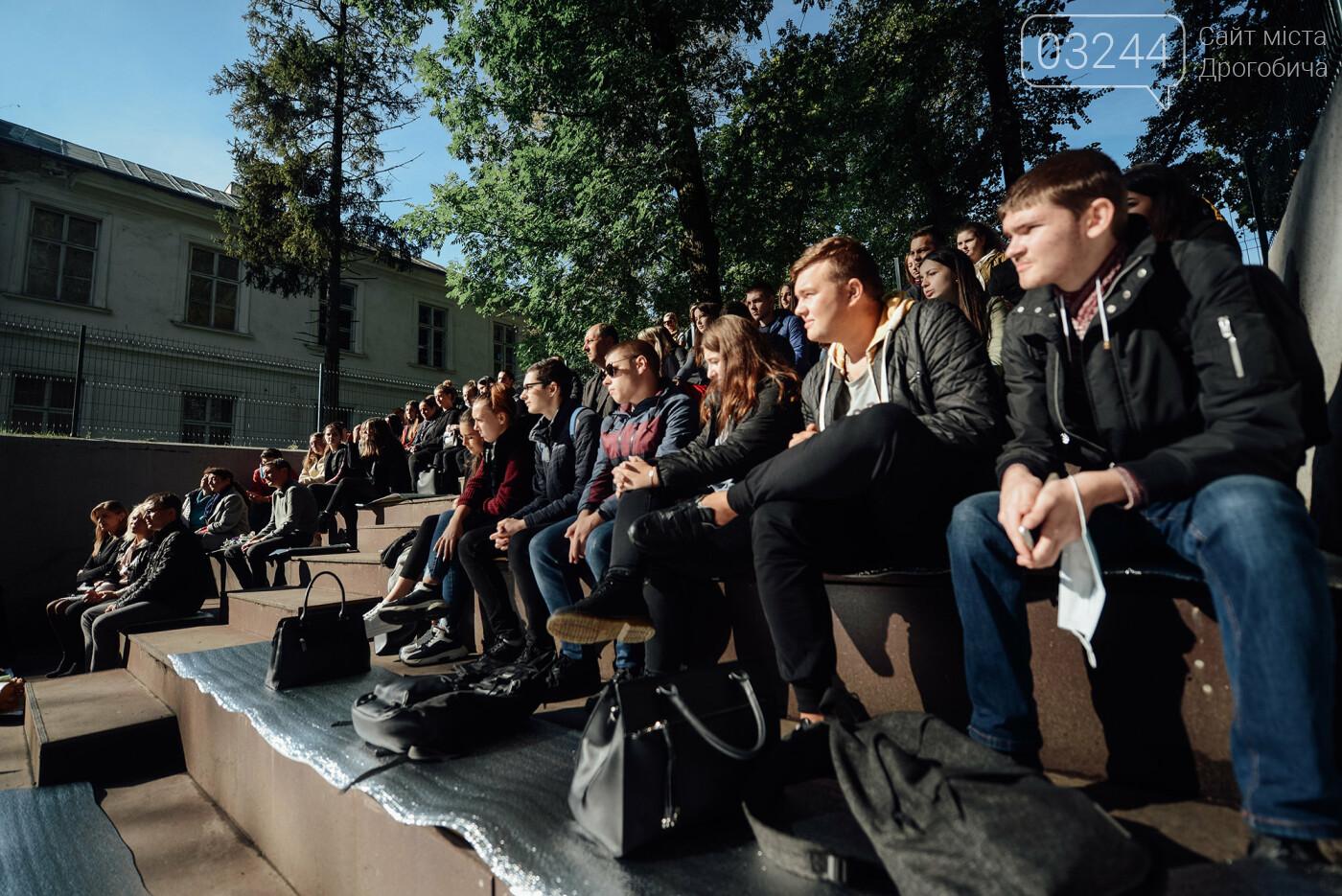 У Дрогобичі відбувся Творчий вечір Заслуженої артистки  України Лариси Трояновської, фото-11