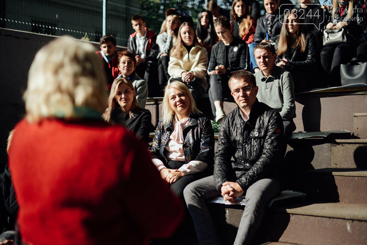 У Дрогобичі відбувся Творчий вечір Заслуженої артистки  України Лариси Трояновської, фото-8