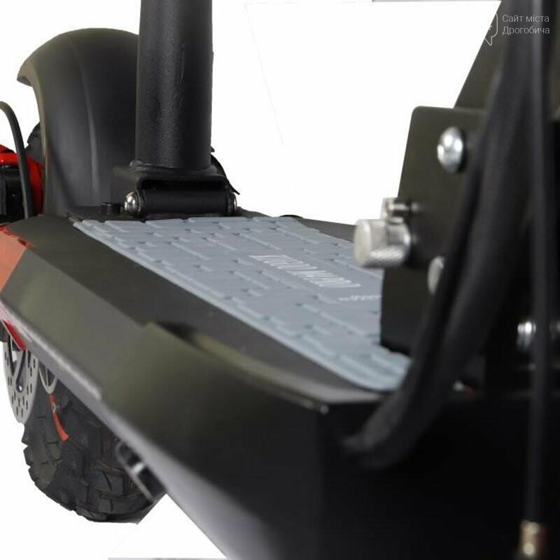 Електросамокат Kugoo M4 Pro 2020 - позашляховик для їзди містом, фото-6