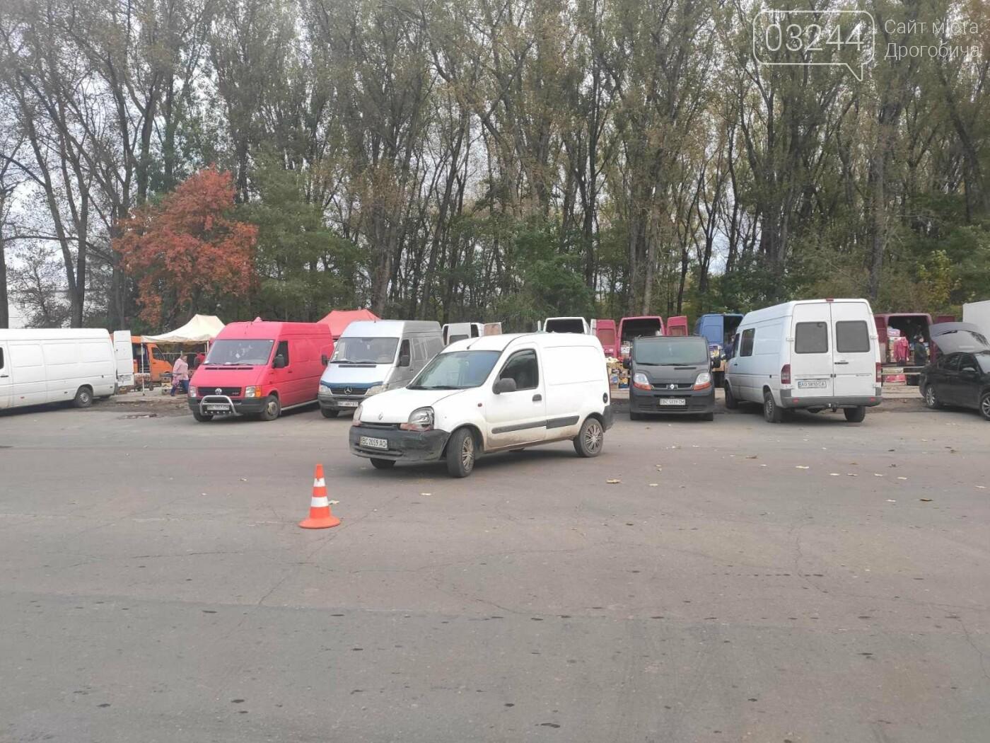 ДТП у Дрогобичі, поблизу нового овочевого ринку, - ФОТО, фото-1