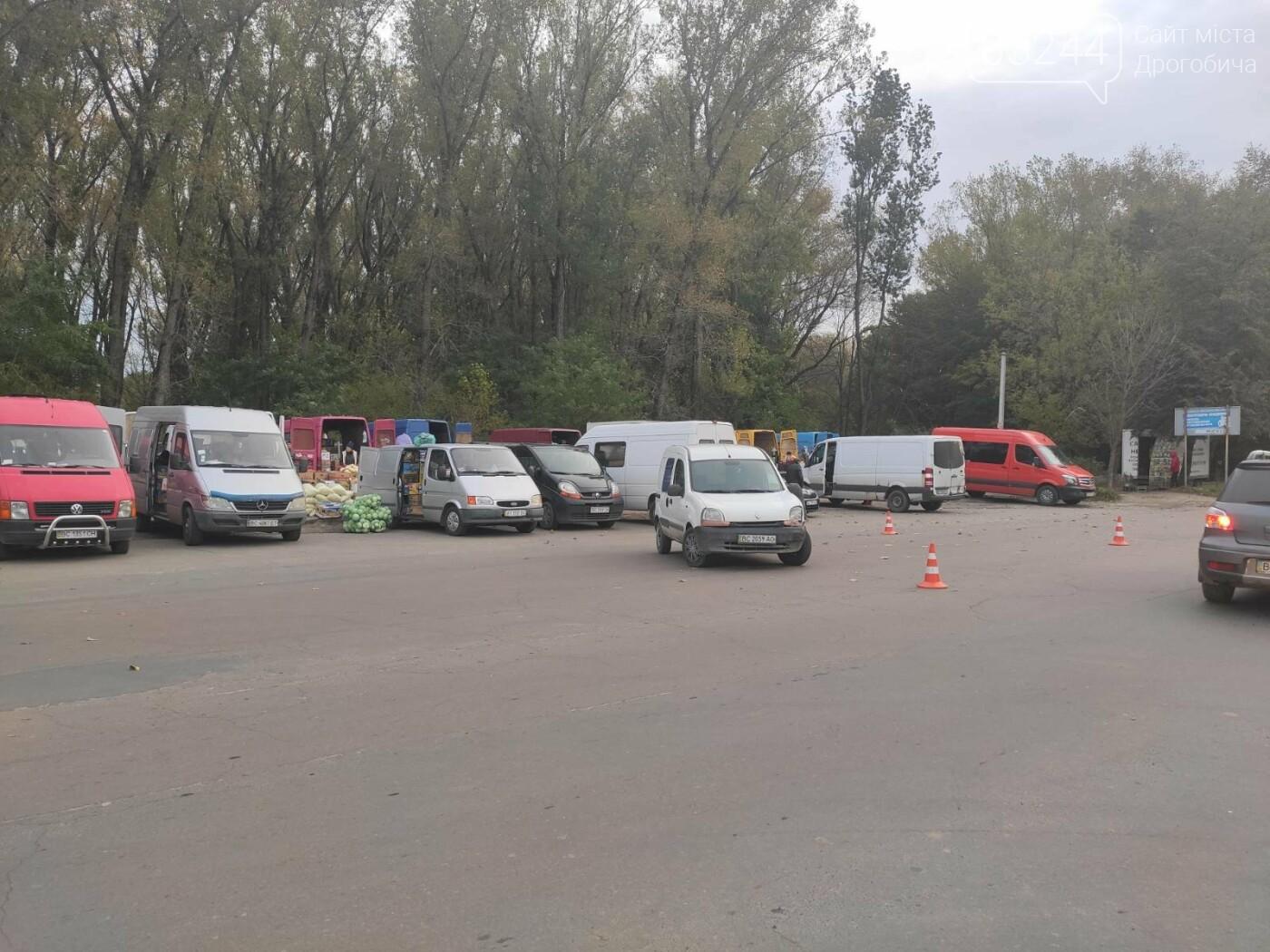 ДТП у Дрогобичі, поблизу нового овочевого ринку, - ФОТО, фото-4