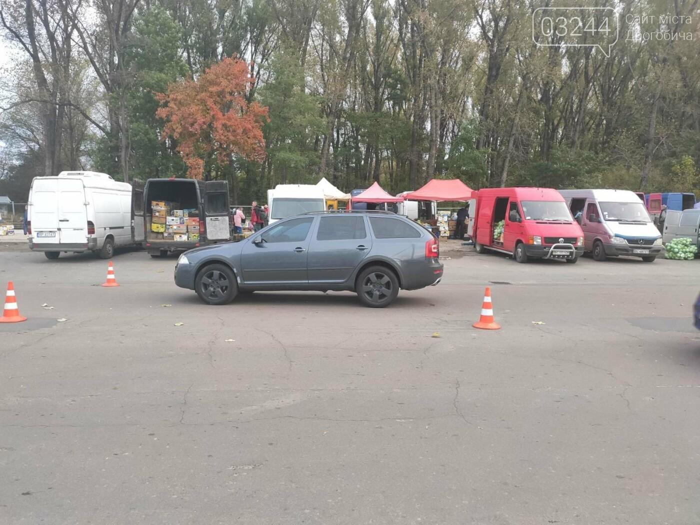 ДТП у Дрогобичі, поблизу нового овочевого ринку, - ФОТО, фото-5