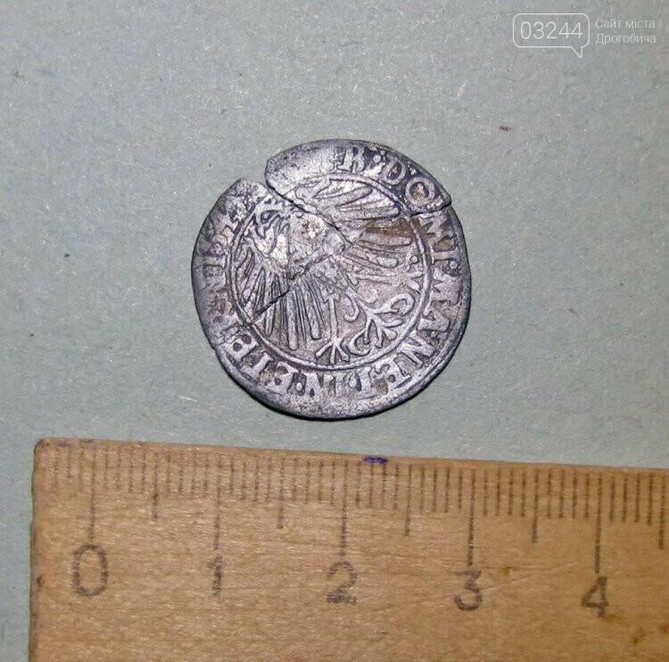 На старій дорозі біля Трускавця знайшли рідкісну монету, фото-2