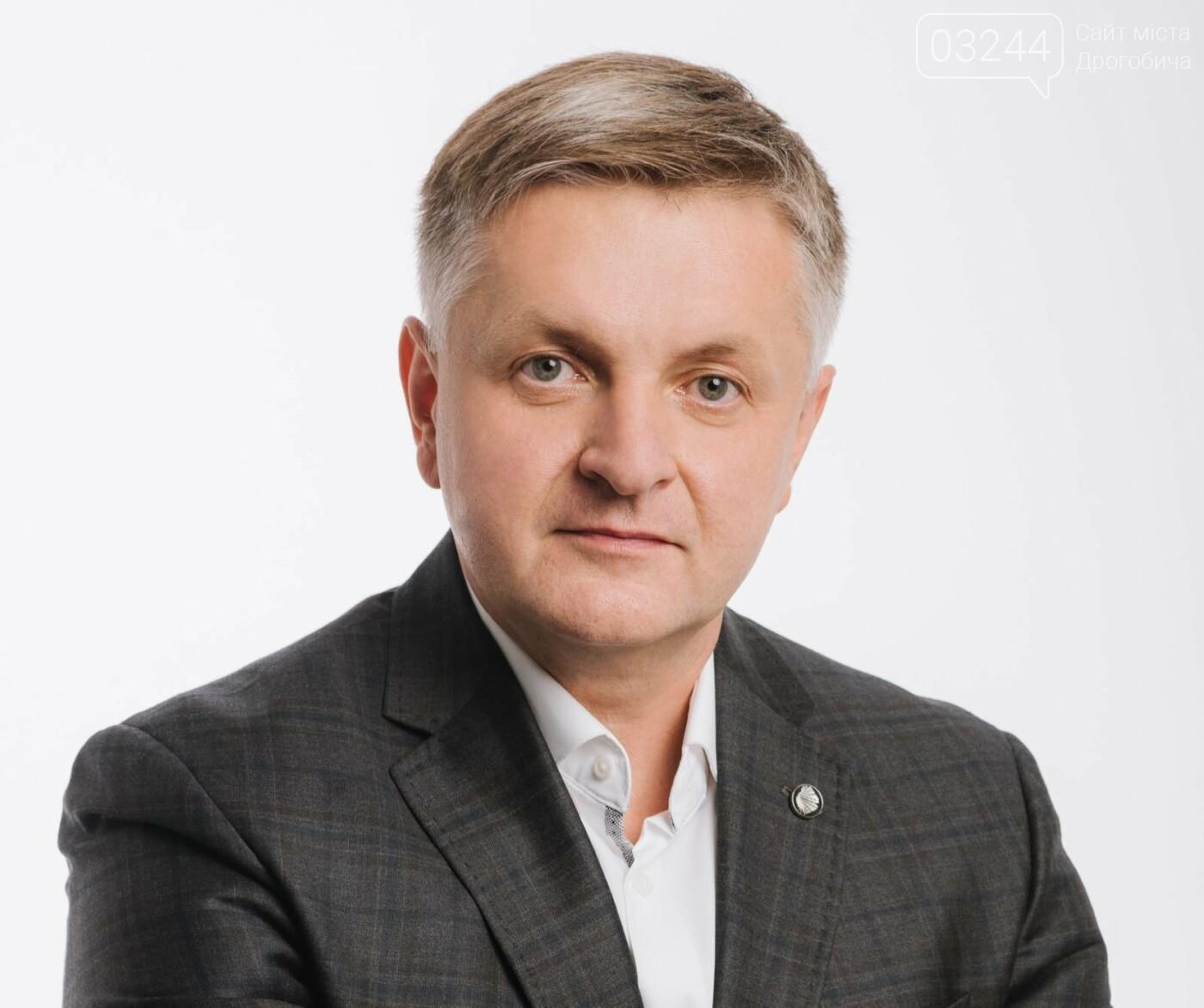 Братство воїнів ОУН-УПА підтримало Андрія Веселого на виборах голови Дрогобицької ОТГ, фото-1
