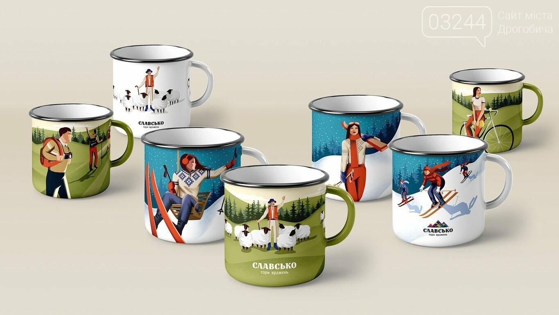 Для селища Славське розробили новий слоган і бренд у стилі ретро: «Славсько-гори вражень», фото-5