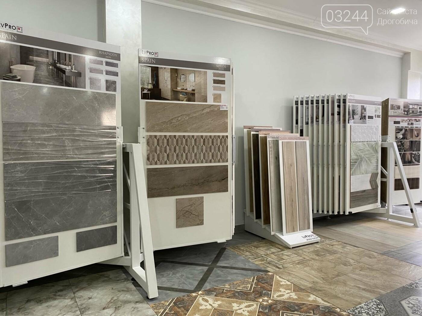 У Дрогобичі відкрилося нове представництво мережі магазинів плитки і сантехніки «ПЛИТОЧКА», фото-7