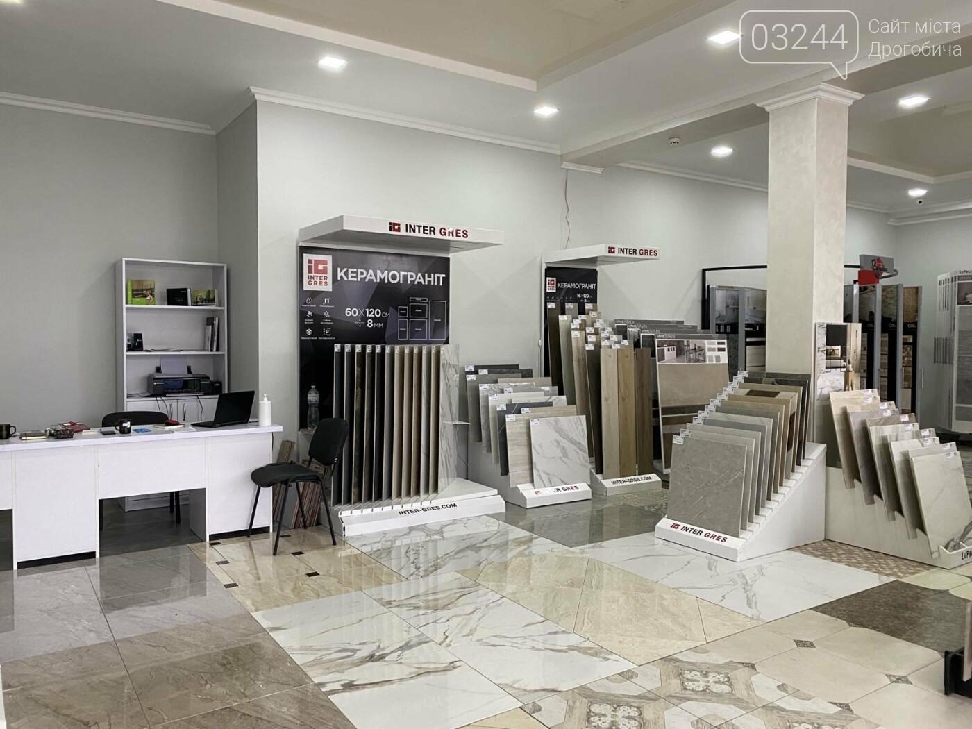 У Дрогобичі відкрилося нове представництво мережі магазинів плитки і сантехніки «ПЛИТОЧКА», фото-2