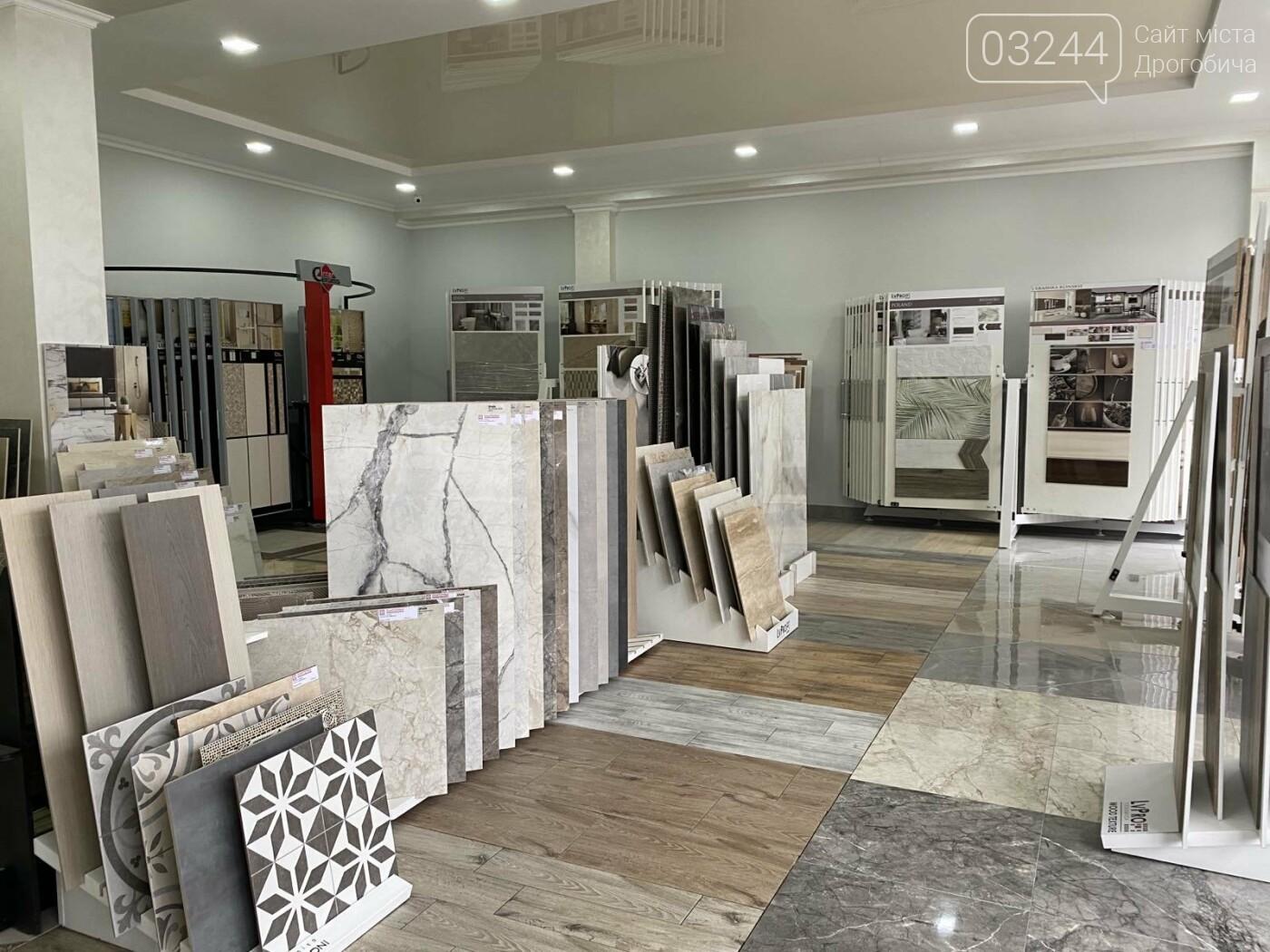 У Дрогобичі відкрилося нове представництво мережі магазинів плитки і сантехніки «ПЛИТОЧКА», фото-4