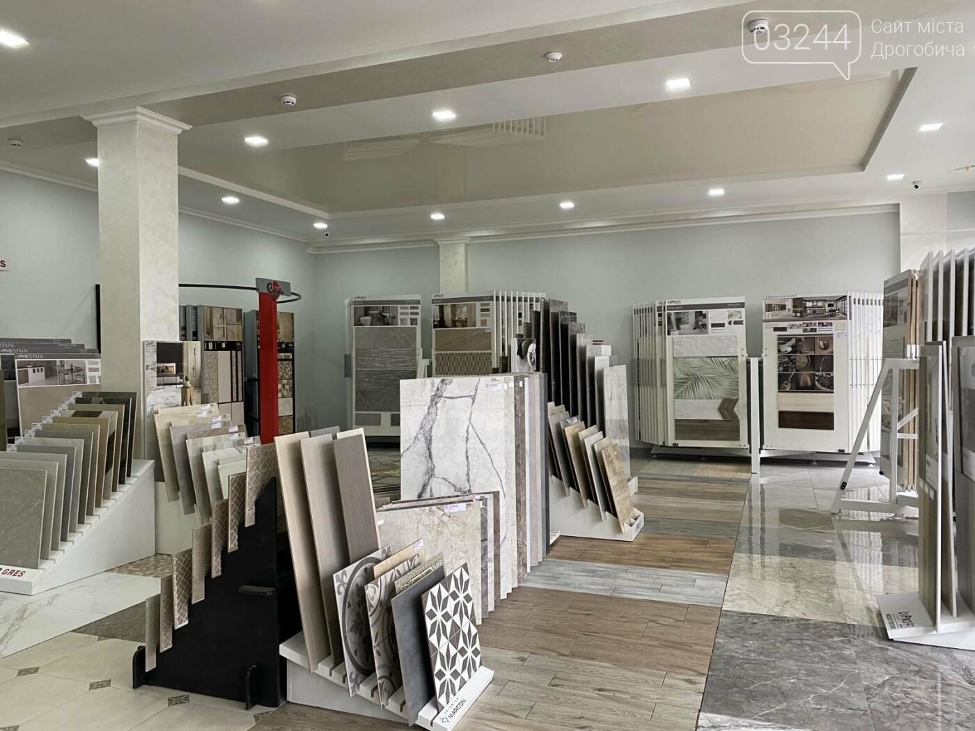 У Дрогобичі відкрилося нове представництво мережі магазинів плитки і сантехніки «ПЛИТОЧКА», фото-5