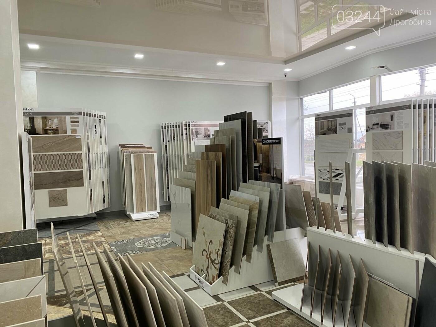 У Дрогобичі відкрилося нове представництво мережі магазинів плитки і сантехніки «ПЛИТОЧКА», фото-6