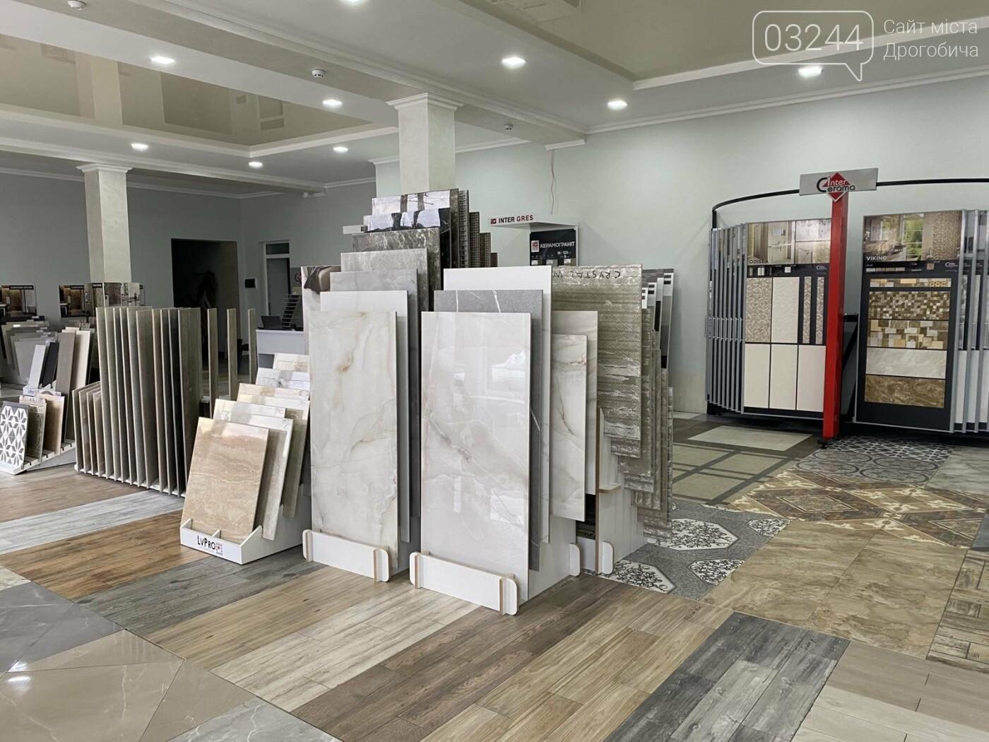 У Дрогобичі відкрилося нове представництво мережі магазинів плитки і сантехніки «ПЛИТОЧКА», фото-8