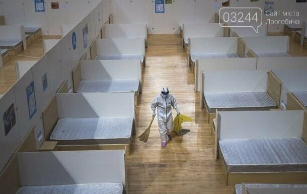 МОЗ готується розгорнути коронавірусний госпіталь у київському Палаці спорту, фото-1
