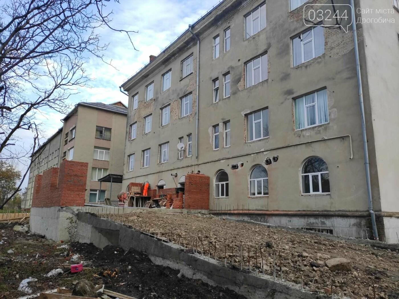 Дрогобицька міська лікарня №1 оновлює  приймальне відділення  – стартував капремонт приміщення  , фото-11
