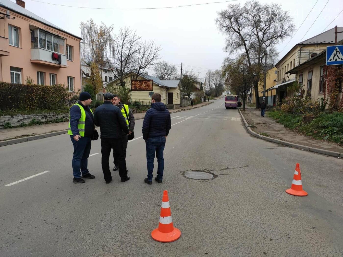 В останнє переходила дорогу – у Дрогобичі водій автобуса збив дев'ятикласницю, фото-6