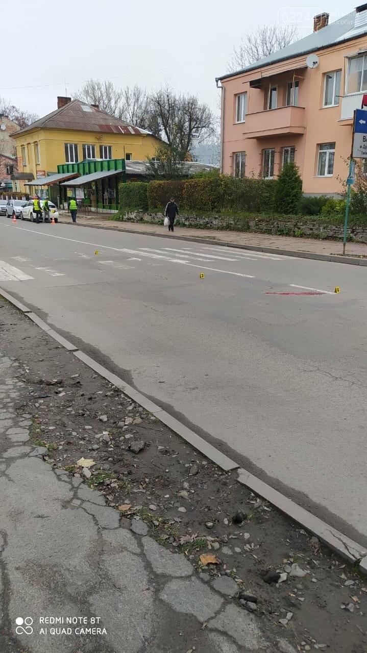 В останнє переходила дорогу – у Дрогобичі водій автобуса збив дев'ятикласницю, фото-7