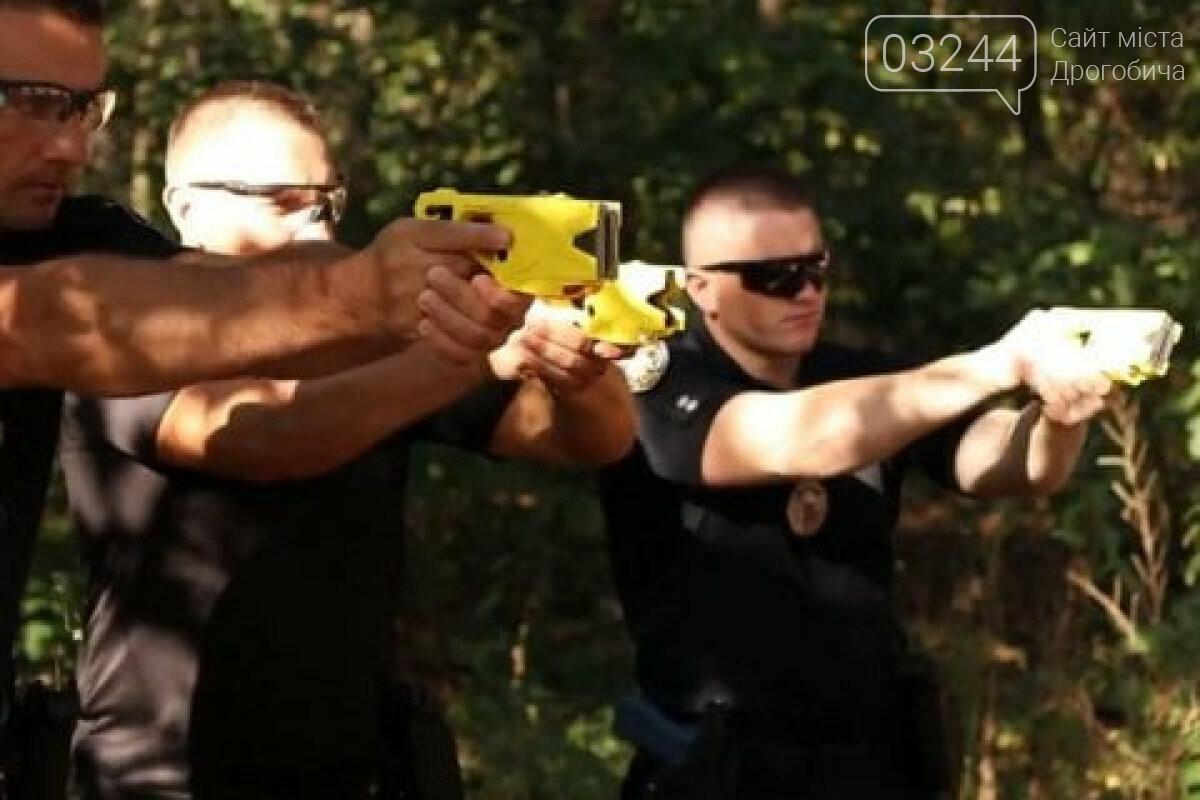 Поліції України хочуть розширити дозвіл на застосування електрошокера до громадян, фото-1
