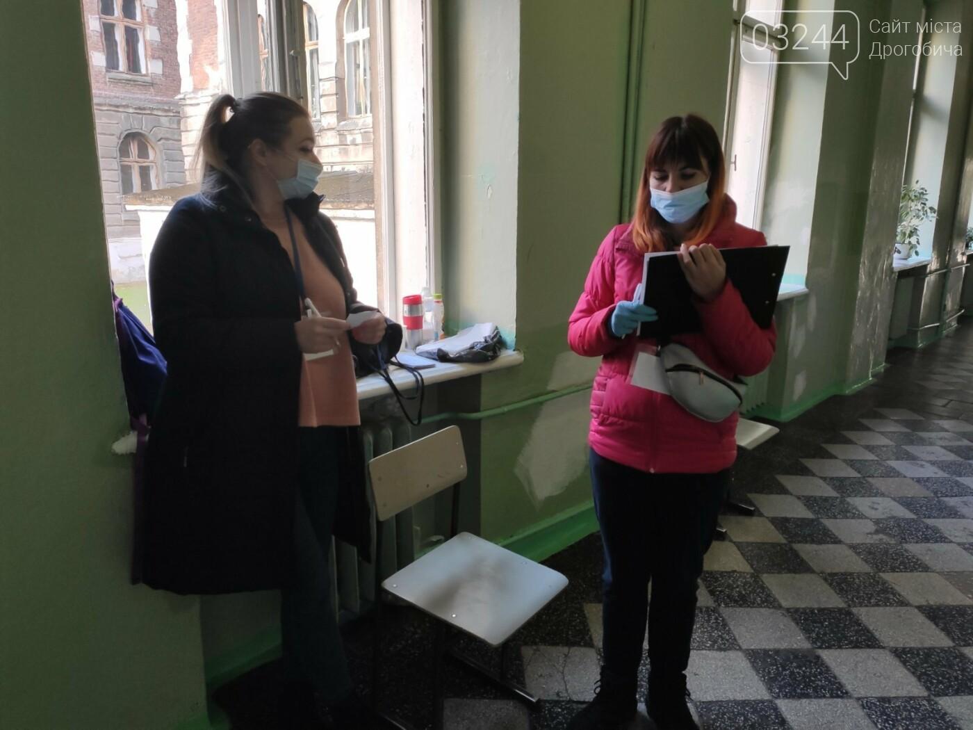 Соціологічна група «Рейтинг» вдруге у Дрогобичі проводить екзит-пол на виборах, - ФОТО, фото-1