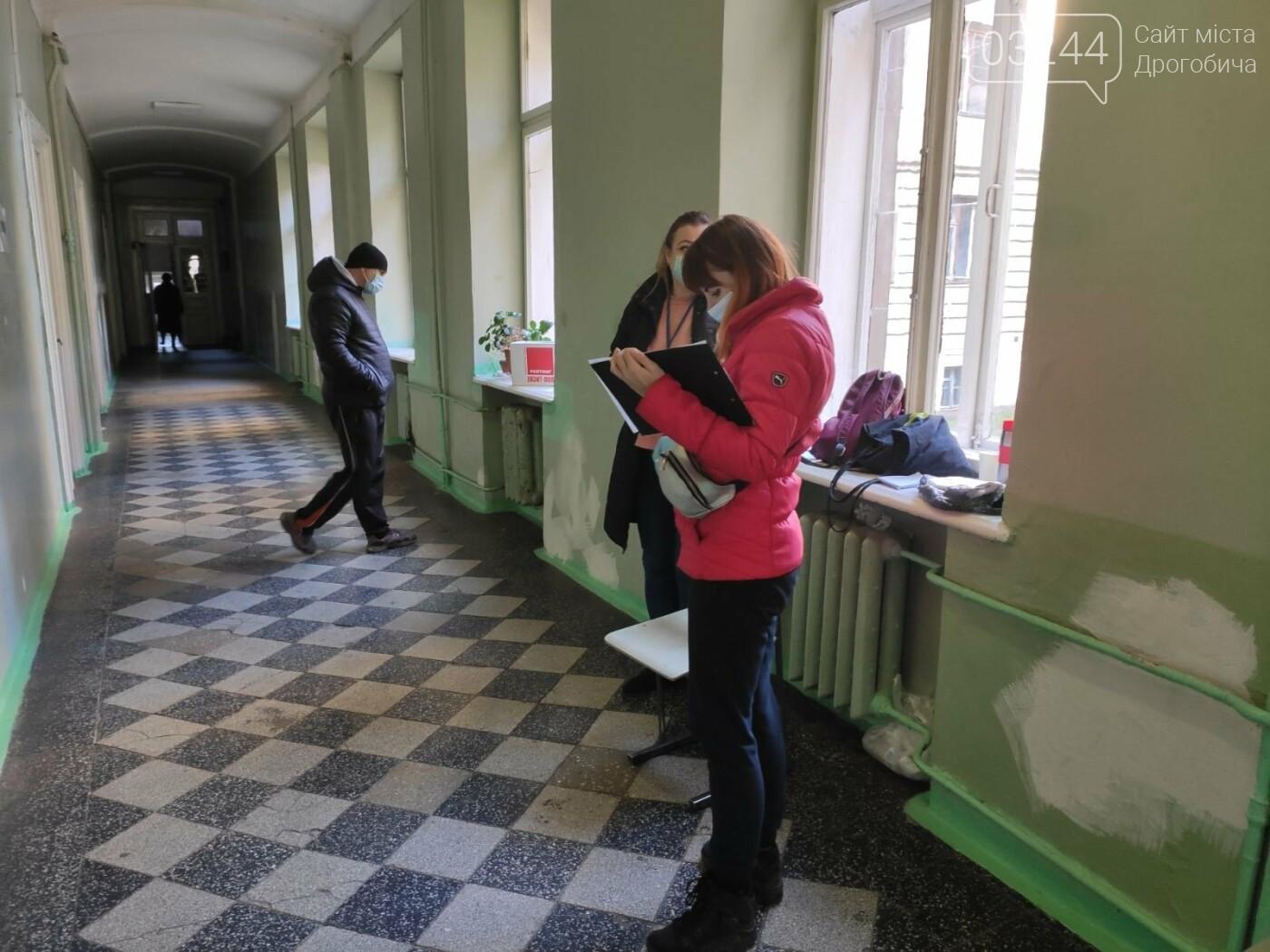Соціологічна група «Рейтинг» вдруге у Дрогобичі проводить екзит-пол на виборах, - ФОТО, фото-3