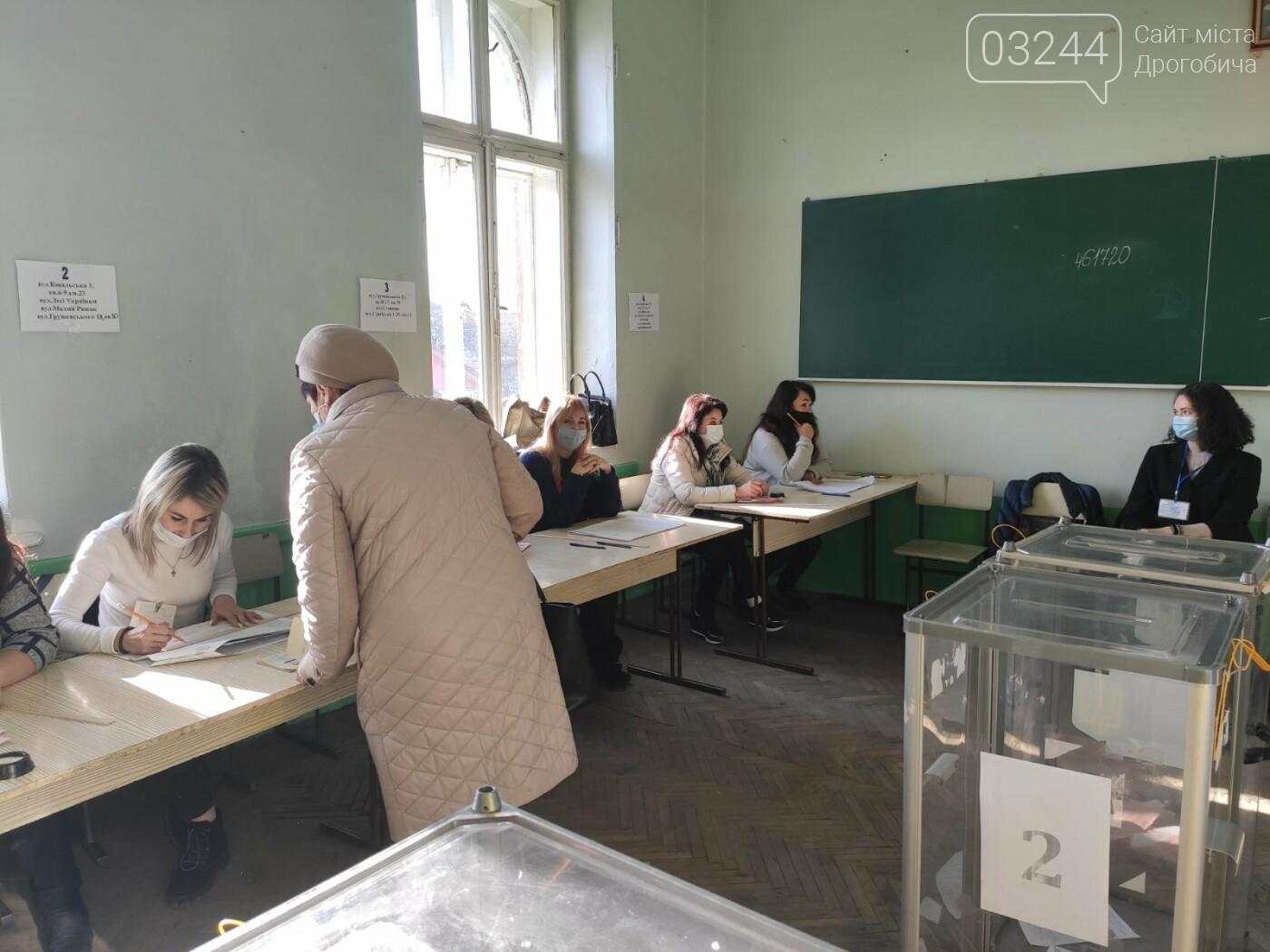Соціологічна група «Рейтинг» вдруге у Дрогобичі проводить екзит-пол на виборах, - ФОТО, фото-16