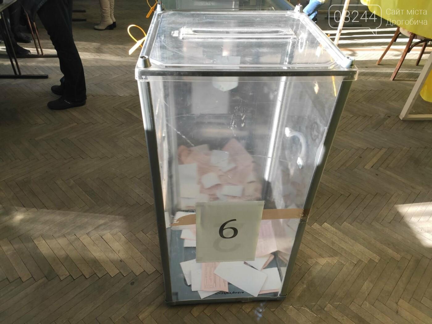Соціологічна група «Рейтинг» вдруге у Дрогобичі проводить екзит-пол на виборах, - ФОТО, фото-15