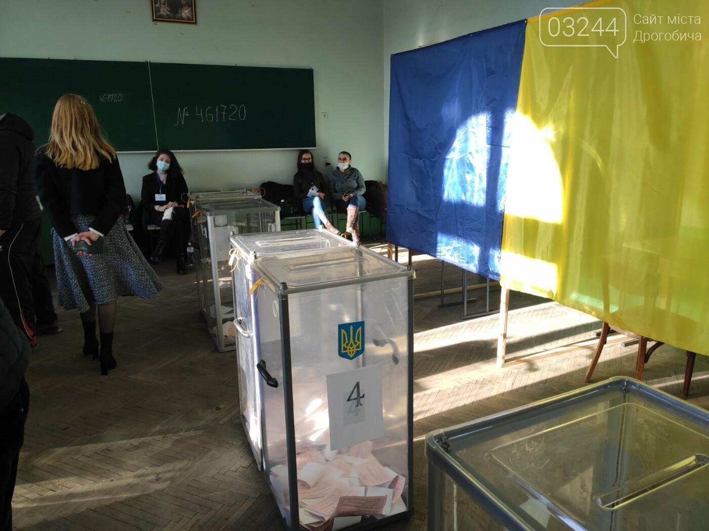 Соціологічна група «Рейтинг» вдруге у Дрогобичі проводить екзит-пол на виборах, - ФОТО, фото-11