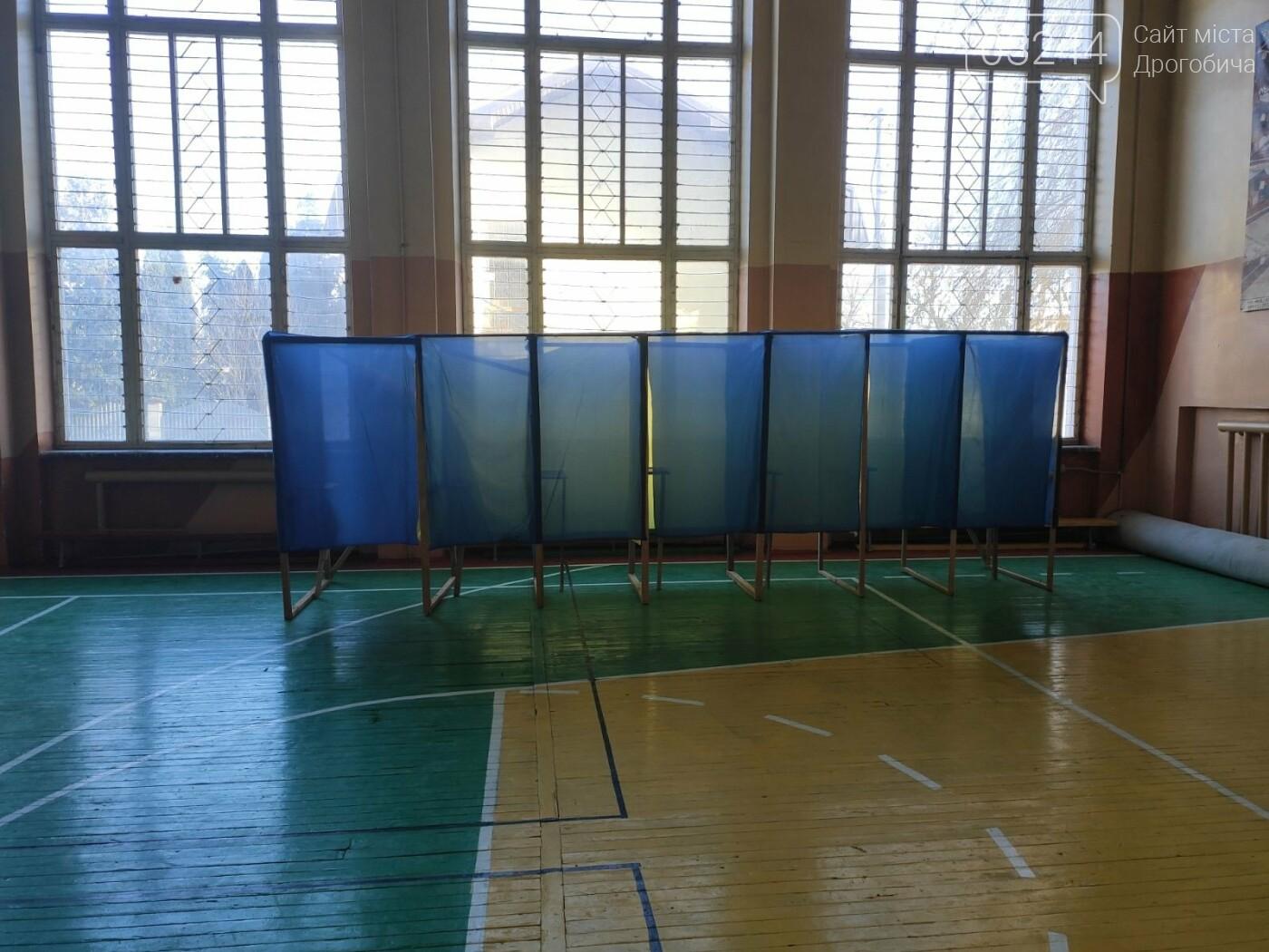 Соціологічна група «Рейтинг» вдруге у Дрогобичі проводить екзит-пол на виборах, - ФОТО, фото-21