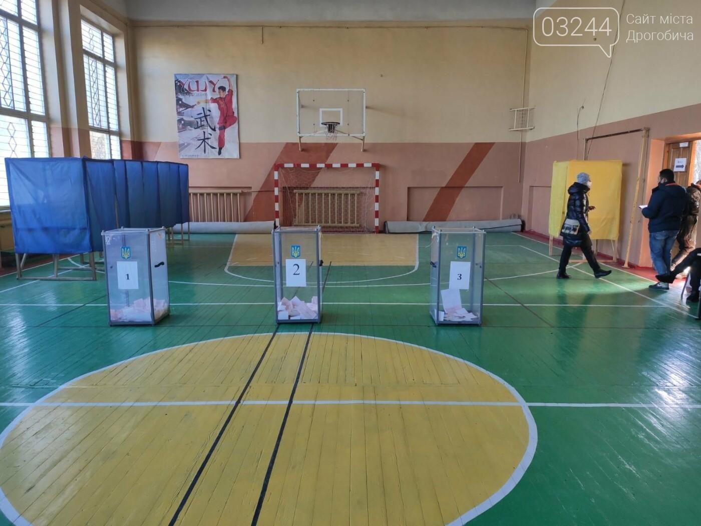Соціологічна група «Рейтинг» вдруге у Дрогобичі проводить екзит-пол на виборах, - ФОТО, фото-23