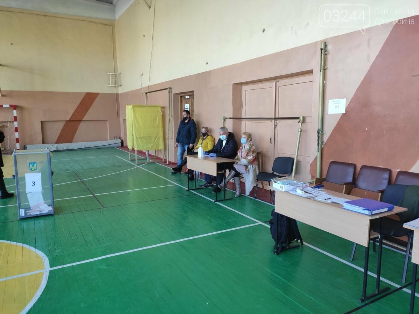 Соціологічна група «Рейтинг» вдруге у Дрогобичі проводить екзит-пол на виборах, - ФОТО, фото-25