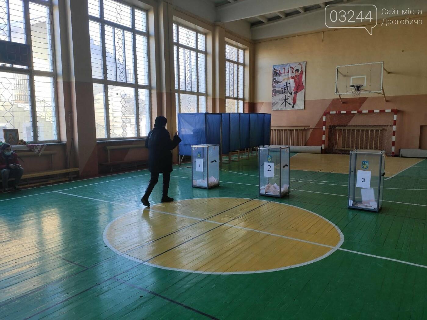 Соціологічна група «Рейтинг» вдруге у Дрогобичі проводить екзит-пол на виборах, - ФОТО, фото-26