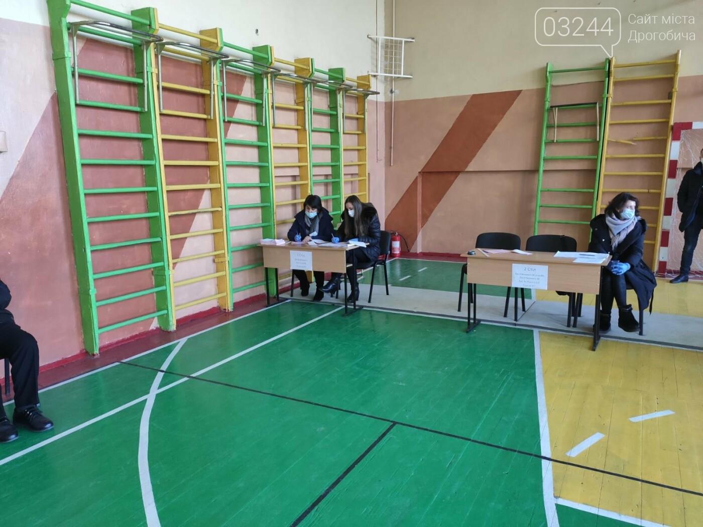 Соціологічна група «Рейтинг» вдруге у Дрогобичі проводить екзит-пол на виборах, - ФОТО, фото-27